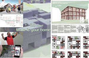 Projective Habitat Architectural Ideas Competition 2016/2017 Nominierung